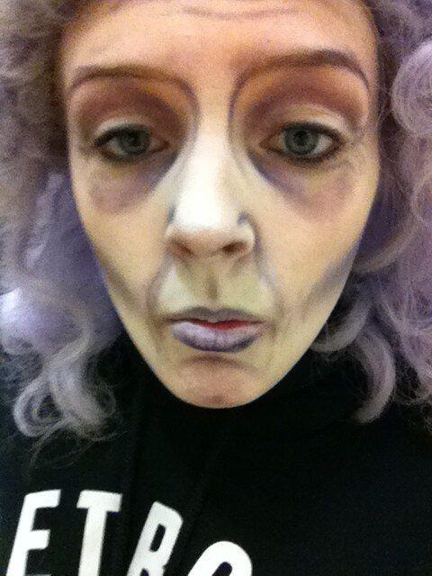 Fruma Sarah Makeup