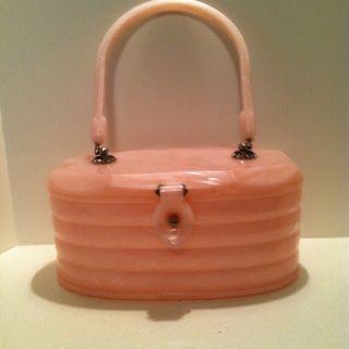 rare lucite purse | Vintage lucite purse.....