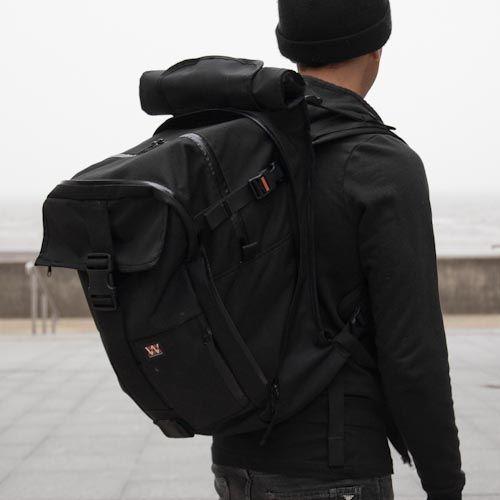 mission workshop bag rambler bike bag review