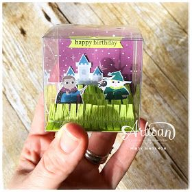 Hi stampers! We're on day three of our display stamper blog hop and I hope you're loving the sneak peeks so far! If you're new, make sure ...
