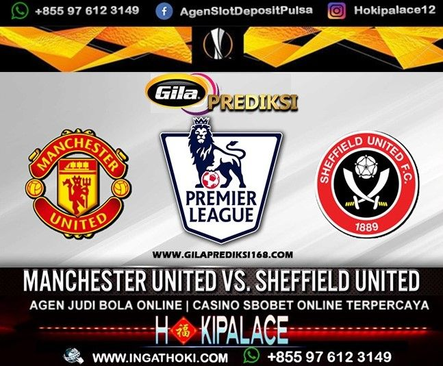 Prediksi Pertandingan Manchester United vs Sheffield Utd