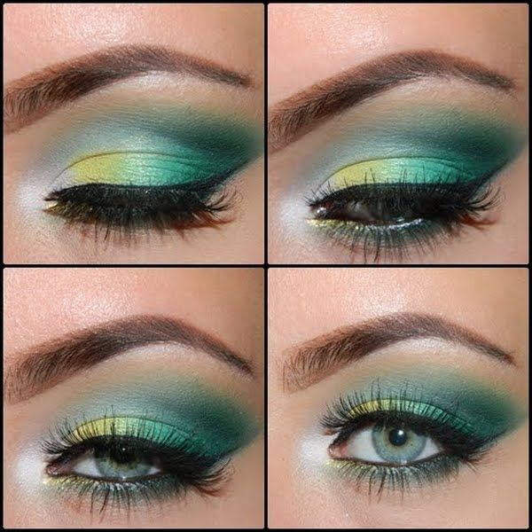 Green Paradise by Eveline E  A salute to my Green Bay Packers!!