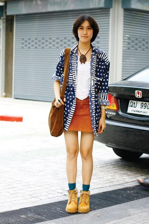 Bangkok Fashion Week: Bangkok Street Style