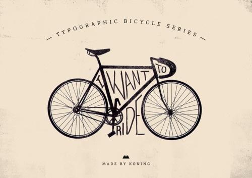 Designspiration — Made by Koning #40 - Bike Type Series ...