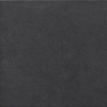 Carrelage intérieur grès cérame émaillé Focus ARTENS gris zingué n°3 60.4x60.4cm | Leroy Merlin