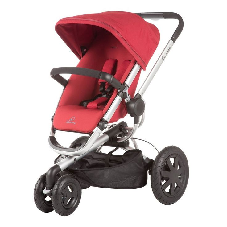 Quinny Buzz Xtra 2.0 Stroller Available in hot Red Rumor color - See at BabyStyle.ca