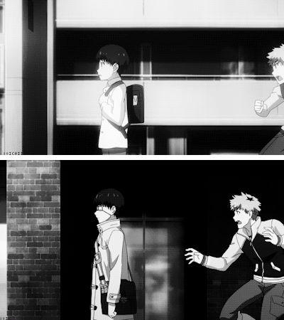 Tokyo Ghoul - Hideki & Kaneki, some things never change