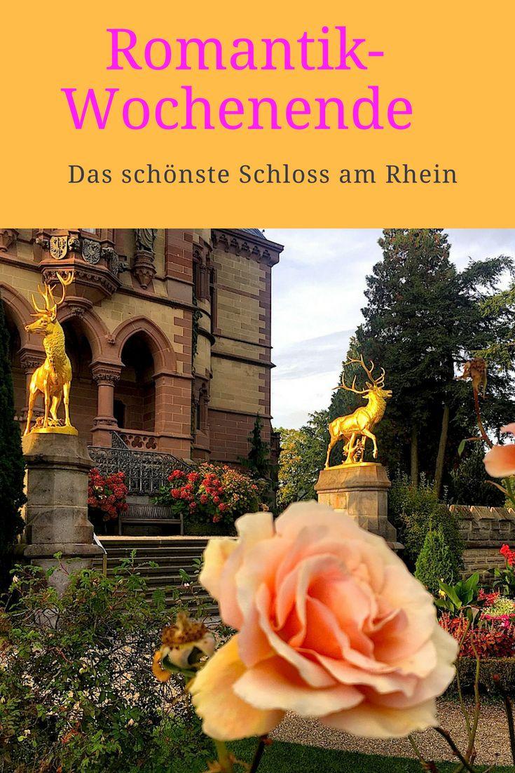 WER HIER NICHT ROMANTISCH WIRD, IST SELBST SCHULD - Schloss Drachenburg in Königswinter ist märchenhaft - für Führungen & Feiern könnt ihr es exklusiv anmieten. Und wer will, kann hier sogar übernachten - ganz allein...