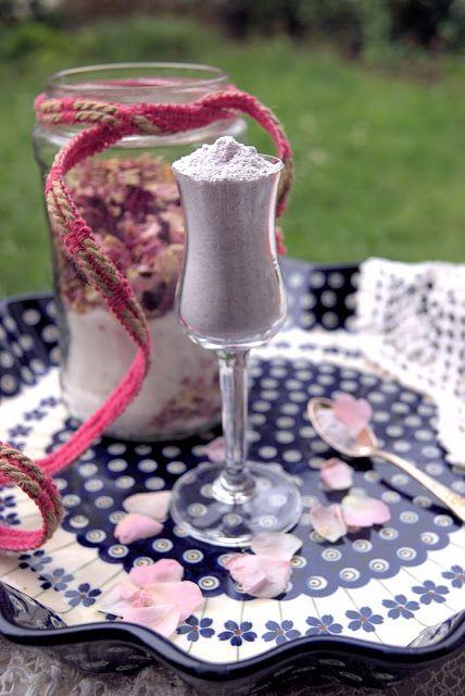 szczypta smaQ: Cukier różany