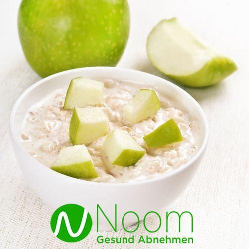 Eine leckere Frühstücksalternative - Noom's Müsli mit Vanille Flavour.
