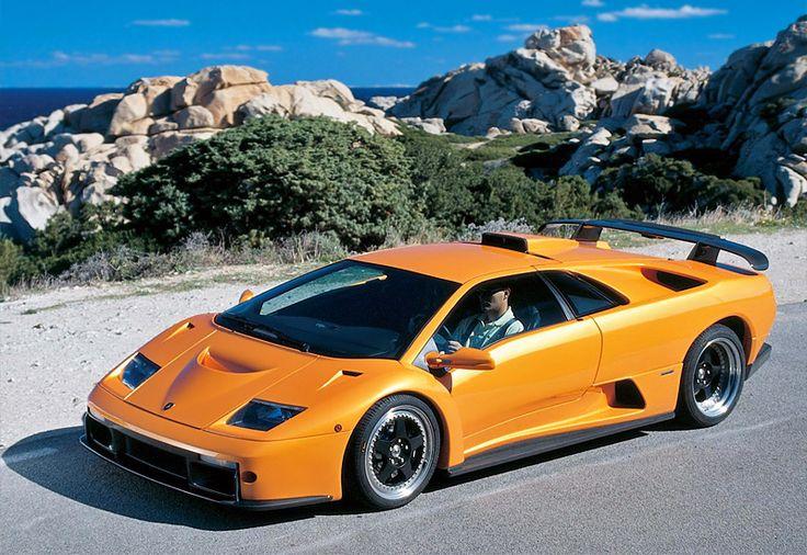 1999 Lamborghini Diablo GT | cool ass cars | Pinterest