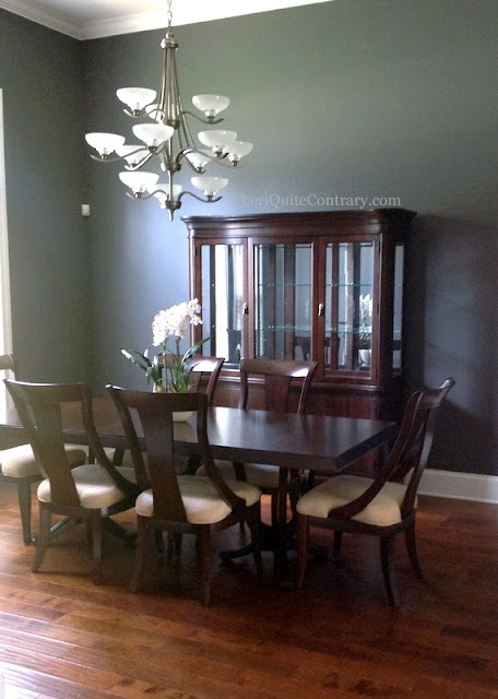 Colors To Paint A Dining Room Extraordinary Design Review