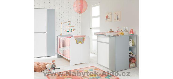 Dětský pokoj pro miminko Clapotis P0M