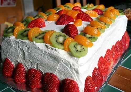 торт для диабетиков рецепты