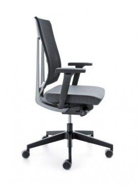 Ergonomiczne krzesło biurowe XENON NET: http://www.arteam.pl/kolekcja/fotele-i-krzesla-biurowe/xenon-net/