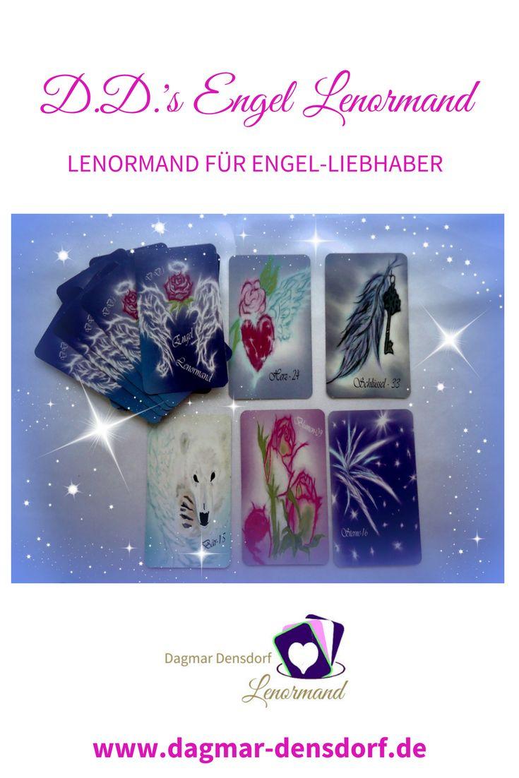 Must have Lenormandkarten für Engel-Liebhaber