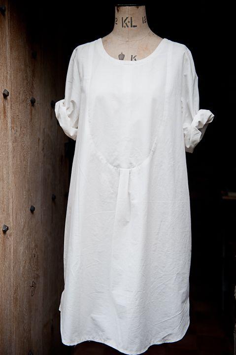 The Dress Shirt Pattern | Merchant & Mills