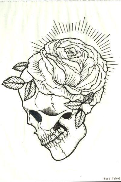 ...DETRÁS DE LA MUERTE EXISTE LA VIDA QUÉ RENACE CÓMO UNA HERMOSA ROSA... ❤️  MIGUEL ÁNGEL GARCÍA