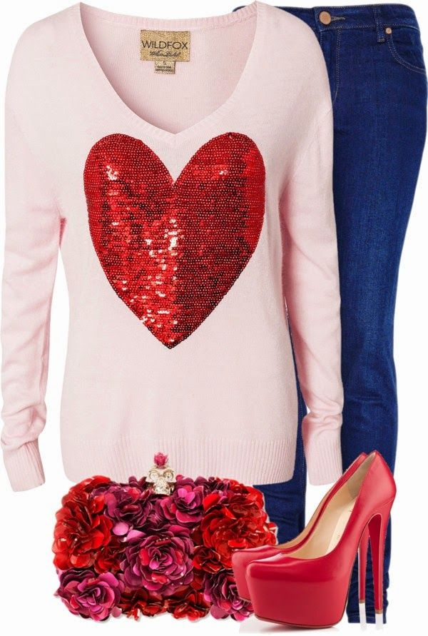 Coiffure Facile: Idées de tenues de jour pour la Saint- Valentin !