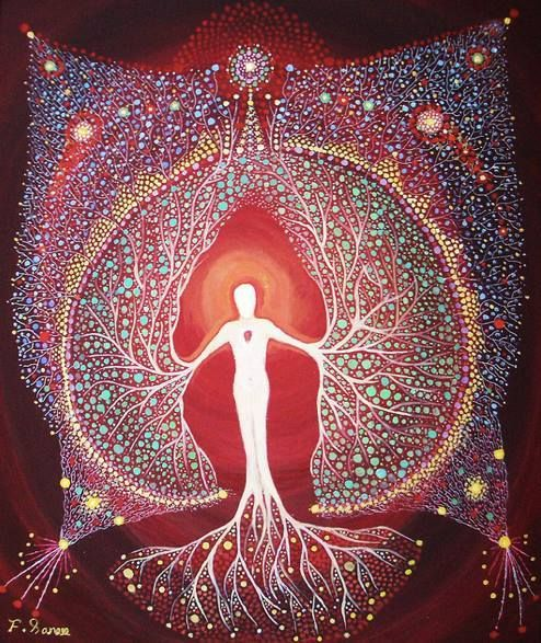 """""""The divine is not something unreachable... It is the plants, it is the flowers, it is in the animals, and it is in all of us. It is within."""""""