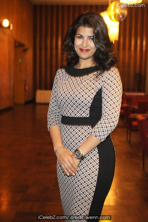 Nimrat Kaur at Berlin premier of 'Lunchbox' http://www.icelebz.com/events/nimrat_kaur_at_berlin_premier_of_lunchbox_/