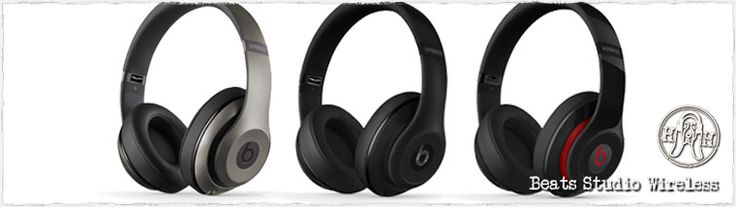The Beats Studio Wireless and 2013's Beats Studio are very easy to confuse due to how they're nearly identical. Two things differentiate them- Beats Studio Wireless' Bluetooth option and the price. It's $80 more expensive than the 2013 wired model. Beats headphones are known for their design. These headphones come in six different color options, with the most beautiful being their matte black version. However, the glossy parts attract pawprints.
