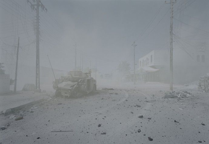 Lucy Delahaye-- Ambush, Ramadi | Prix Pictet | The global award in photography and sustainability