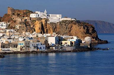 Nisyros, Dodecanese islands, Greece Mandraki