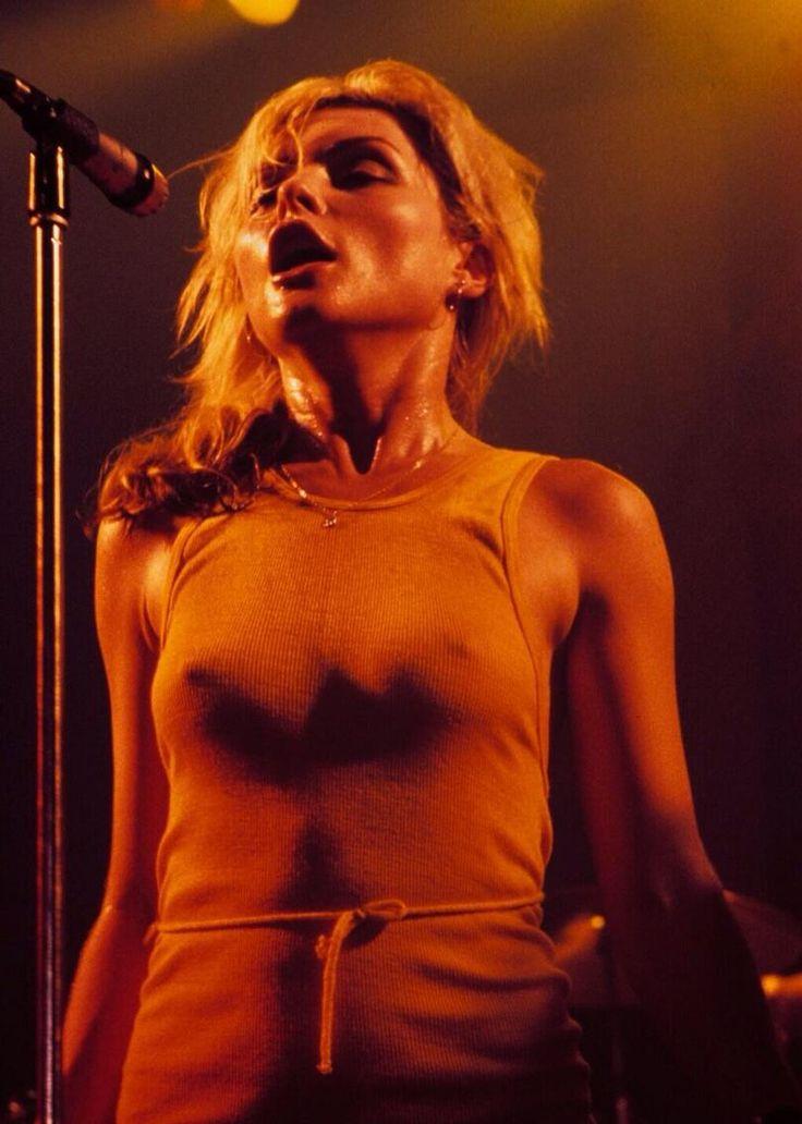 Debbie Harry. Zippertravel