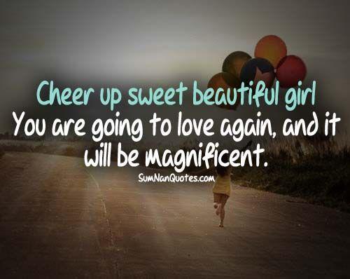 cheer up my girlfriend