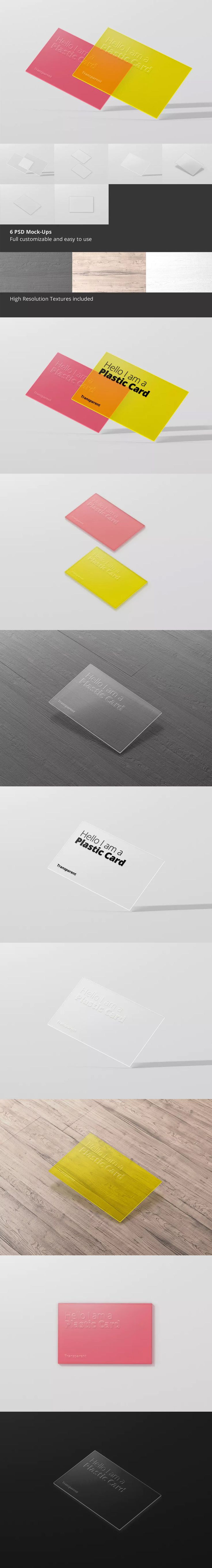 Inspirational Image Clear Business Cards Business Cards