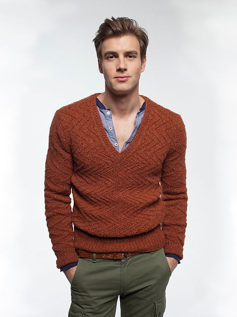 Free Knitting Patterns Mens Sweaters : 144 best images about Knitting for Men on Pinterest Fair isles, Free patter...