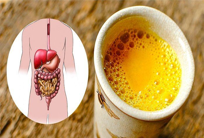Κουρκουμάς: Συνταγή για άμεση αποτοξίνωση και καταπολέμηση φλεγμονών κουρκουμίνη, μια πολυφαινόλη που περιέχει 150 διαφορετικές θεραπευτικές ιδιότητες, με α