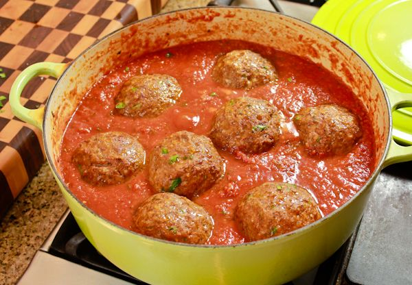 A Spicy Perspective Slow Carb Spaghetti and Meatballs & Giveaway! - A Spicy Perspective