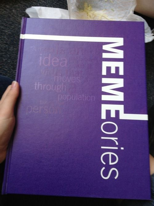 Such a great yearbook theme to fit with modern day high school students