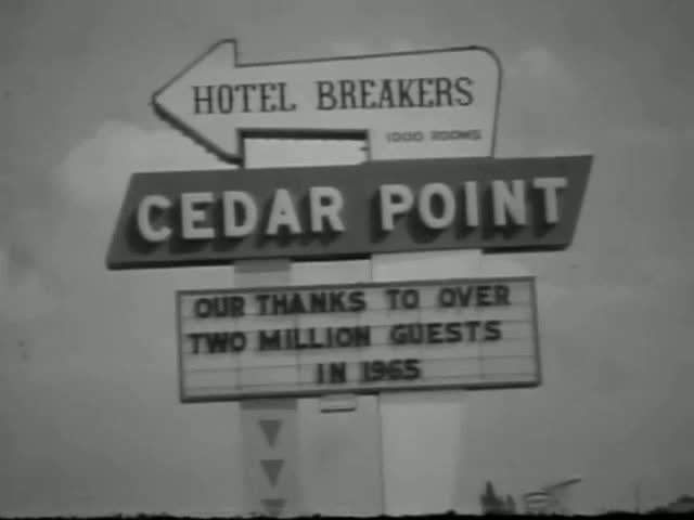 Cedar Point, Sandusky Ohio in the 1960's- went every summer with the fam