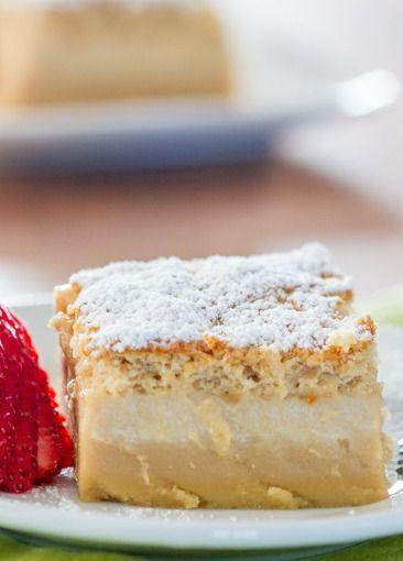 Butterscotch Magic Cake