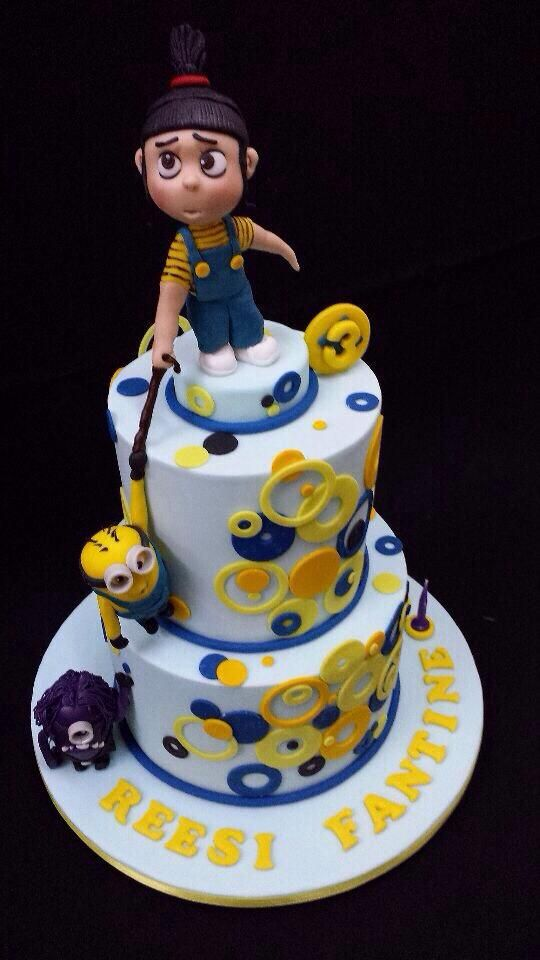 Despicable Me  Cakes Images
