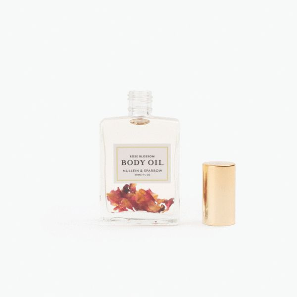 Mullein & Sparrow Rose Blossom Body Oil