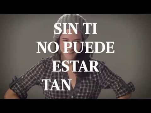 "New fave singer & song Ximena Sariñana - ""Sin Ti No Puede Estar Tan Mal"" (Video Con Letra) - YouTube"