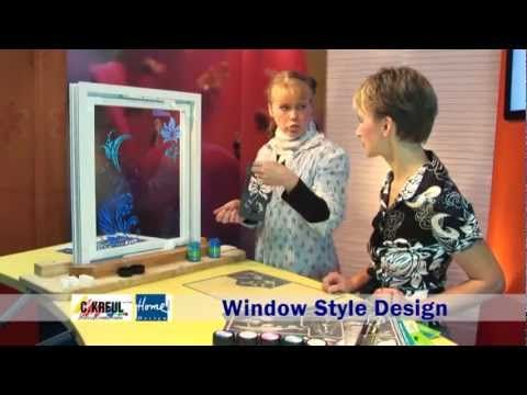 Window Style Fenster Dekoration