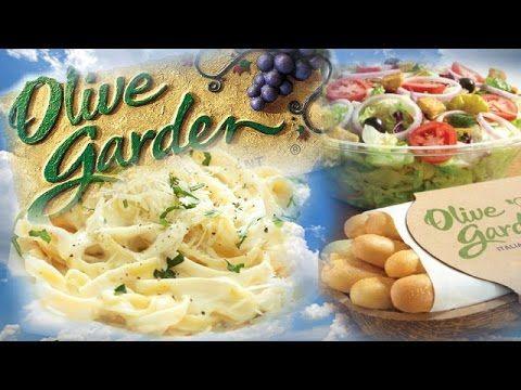 ASMR/Mukbang Eating Show/ Watch Me Eat- Olive Garden Take Out