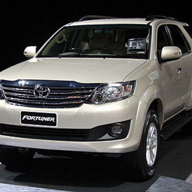 Toyota Fortuner 2013 minor change model