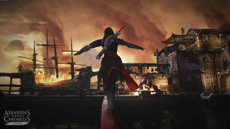 Assassins Creed Chronicles China Preview
