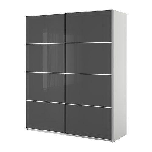 IKEA(イケア) PAX ホワイト 150x44x201 cm 49927174 ワードローブ 引き戸付 IKEA(イケア) http://www.amazon.co.jp/dp/B00C65ERNI/ref=cm_sw_r_pi_dp_ojlivb1H8HN35