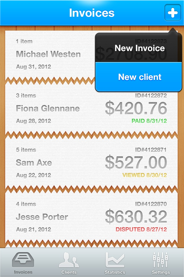 14 Best Invoices Templates And Samples Images On Pinterest