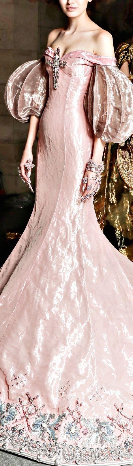 Guo Pei Spring 2017 Couture