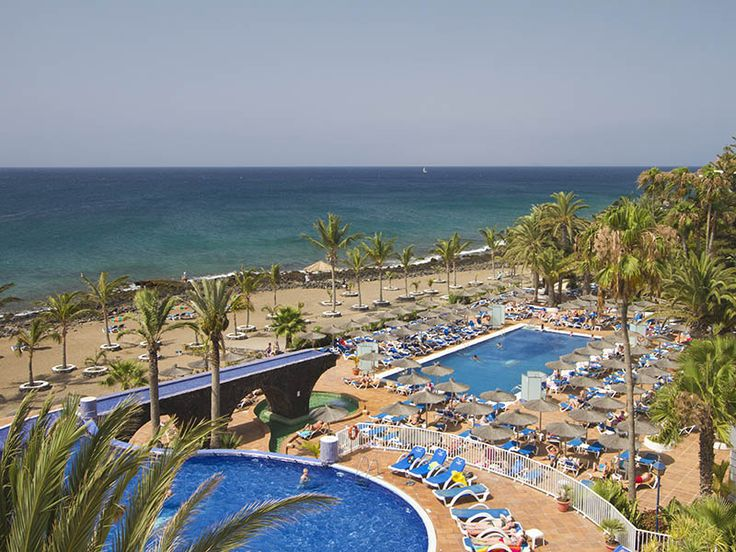 Vik san antonio hotel lanzarote anniversary trip pinterest del carmen carmen dell - Cheap hotels lanzarote puerto del carmen ...