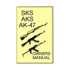 SKS / AKS / AK-47 Owners ManualOutdoor Gears, Ak 47 Owners, Owners Manual, Sks Simonov, 39Mm Rifles, Sweets Stuff, Russian Firearms, Long Guns, Awesome Stuff