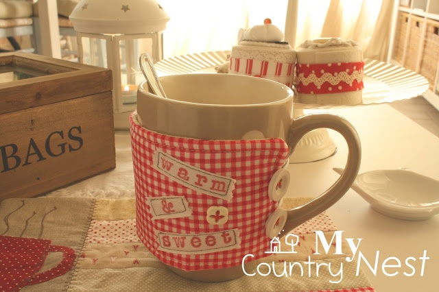 My country nest: tutorial